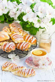 Tea and Pastry Vegan Teas, Polish Recipes, Evening Meals, Light Recipes, High Tea, Afternoon Tea, Tea Time, Coffee Time, Sweet Recipes