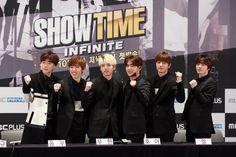 Infinite Showtime press conference