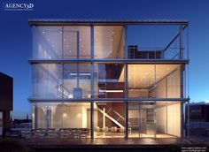 GLASS ARCHITECT by SOMPON CHANMANTANA | Architecture | 3D | CGSociety