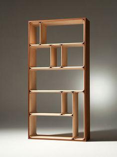 """Yukihiro Yamaguchi's """"Hako"""". Storage/room divider"""