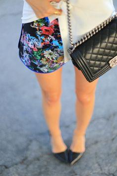 Boy Chanel Flap bag. Die   Times Three   Damsel in Dior