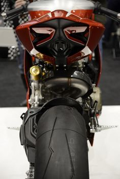 Panigale. One of my favorite views.