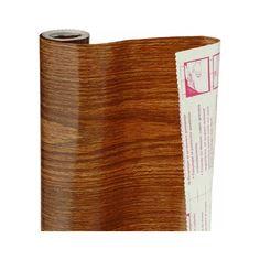 Amazon.com - Ultra Honey Oak Adhesive Contact Paper - Multipurpose Paper