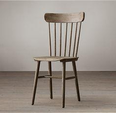 English Windsor Side Chair