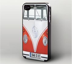 Volkswagen Utilitaires Van iPhone 4 Case, iPhone 4s
