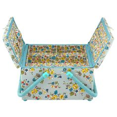 Woodland Rose Large Sewing Basket | View All | CathKidston