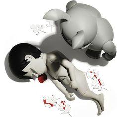 coarse false friends in pain