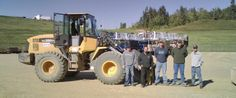Wheel loader Safety Training Classes around Alberta       Al Sloan            Senior Instructor Alberta Forklift Safety Council                          Cell: (780)966-6019 Email: alsloan@gmail.com