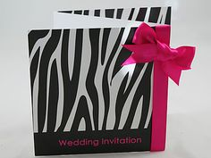 hot pink and black wedding ideas - Google Search