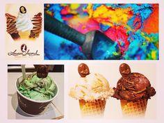 Tomorrow we can eat broccoli, but today is for ice cream. Demain nous pouvons manger du brocoli, mais aujourd'hui est pour la crème glacée. #icecream #cheatday #chocolate #superkid #laurasecord #instagood #good #delicious #sun #happy #treat #waffle #bonheur #chocolat #mardi #tuesday #mint #vanilla #menthe #vanille