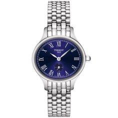 Ladies' Tissot Bella Ora Piccola Blue Dial Watch T1031101104300 - Item 19641703 | REEDS Jewelers