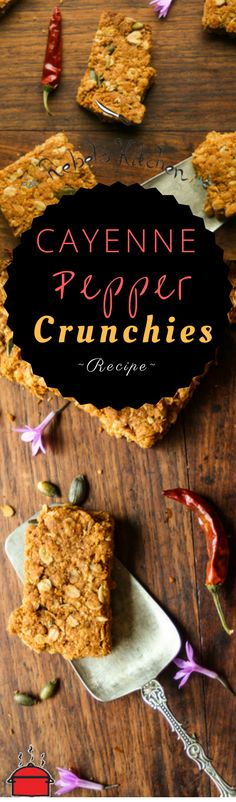 My mother has been making crunchies for years. She doesn't even measure any more. I think she makes crunchies twice a week. It's just her and my dad, but they use those crunchies like r… Sweets Recipes, Healthy Recipes, Cayenne Peppers, Recipe Community, Group Meals, Buckwheat, Food Heaven, Kitchen Recipes, Allrecipes