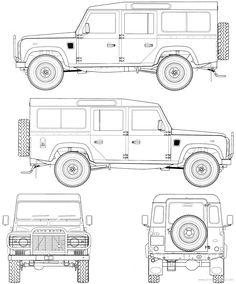 Land Rover Defender 110 – Serpil Kirik – Join the world of pin Land Rover Defender 110, Landrover Defender, Defender Camper, Land Rovers, Land Rover Models, Offroader, Car Design Sketch, Expedition Vehicle, Futuristic Cars
