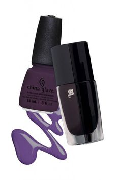 These deep amethyst colors are perfect for fall 2013!