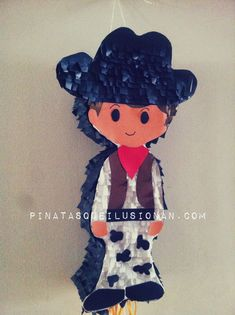 Piñata Vaquero