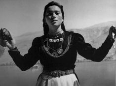 Costas Balafas, girl dancing in Epirus, Greece Greek History, Greek Music, Piece Of Music, Great Photographers, Girl Dancing, Greece, Culture, Costumes, Black And White