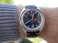 The Heuer Vintagethread! - WatchForum - Page 13