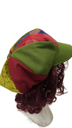 pageboy hat hippie hat newsboy hat dread hat slouchy hat Hippie Hats 96578b4c738