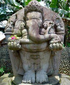 Kapalasana Ganapati