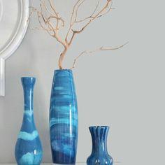 Você vai transformar a sua decoração com esses vasos.