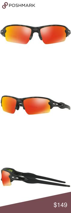 1d29304540 Oakley Sunglasses Sport Black Camo Prizm Ruby Lens Buy with confidence from  an established dealer since