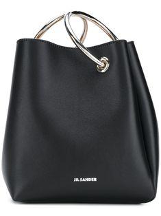 Jil Sander loop tote bag Accesories - Accesories jewelry - Accesories bag - Accesories aesthetic - A Suede Handbags, Tote Handbags, Purses And Handbags, Jil Sander, Beautiful Handbags, Beautiful Bags, Fashion Handbags, Fashion Bags, Sac Week End