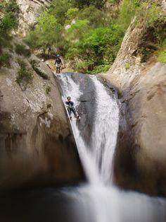 Une sortie dans le Canyon du Llech ?
