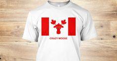 Tshirt Moose Canada Fun   T-shirt Tshirts Tshirts