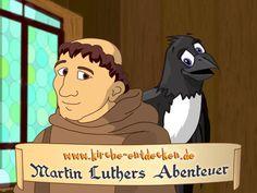 Leben und Werk von Martin Luther interaktiv