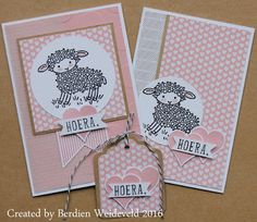 Bemmel goes Stampin' Kids Cards, Baby Cards, Easter Lamb, Chocolate Bunny, Stampin Up Cards, Card Making, Catalog, Spring, Cardmaking