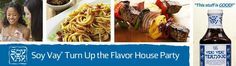House Party: Free SoyVay House Party kit - #freebie