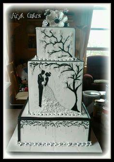 My wedding cake! JP