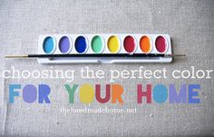 Colors in Your Home