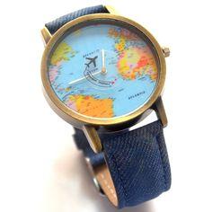 e270da06a7a 69 melhores imagens de Relógio com tecido em 2019