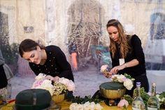 IX MASTERCLASS FLOREALE – WORK IN PROGRESS » Federica Ambrosini Flower Design