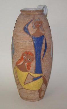 Fratelli Fanciullacci vase