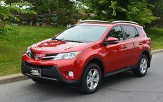 2015 Toyota Rav4: The Safe Bet - Review - 2015 Toyota RAV4 - The Car Guide