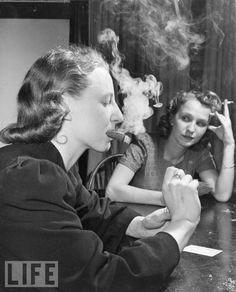 a 'smoker'