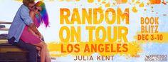 Ogitchida Kwe's Book Blog : Random on Tour Los Angeles Book Blitz/Giveaway!