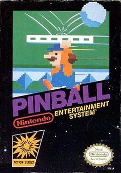 Pinball - NES