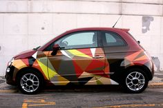 one-of-a-kind FIAT by 7 of ROJO