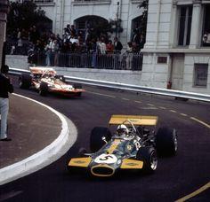 Jack Brabham - 1970