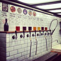 Garage Project Brewery. Wellington, New Zealand.