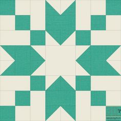 Make a 12 inch block pattern that you are going to love adding to any and all of your free quilting patterns when you check out the Spring Stepping Stones Block Pattern. This stunning and simple free quilting block pattern uses half square triangles Big Block Quilts, Star Quilt Blocks, Star Quilts, Mini Quilts, Quilting Tutorials, Quilting Projects, Quilting Designs, Barn Quilt Patterns, Pattern Blocks