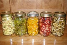 How to make dehydrated fruit