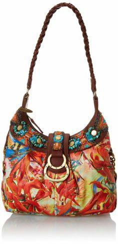 Mary Frances Tropical Heat Evening Bag