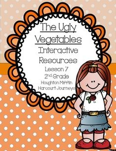 "This is a great interactive unit to use with ""The Ugly Vegetables."" It goes along with the Journeys second grade reading series. Unit 2 Lesson 7."