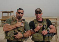 Quite possibly the Hottest picture on the PLANET? Private Military Contractors