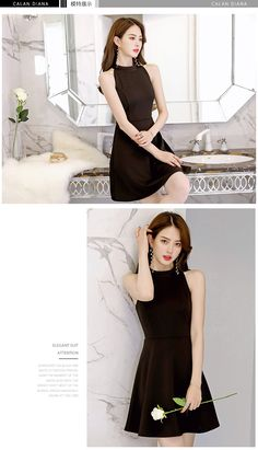 be8d62719 Caidaifei 2018 Spring And Summer New Style Large Size Versatile Leisure Korean  Style Slimming Women's Dress Fashion Solid Color Dress
