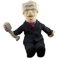 """Little Thinker 11"""" Carl Kasell Plush Doll Toy ** Read more at the image link. (This is an affiliate link) #StuffedAnimalsTeddyBears"""